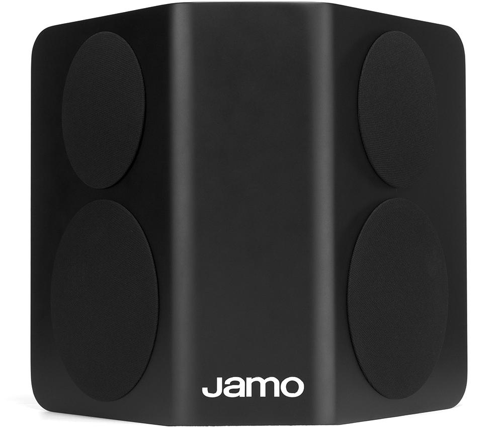 Jamo C 10 SUR - дипольная акустическая система (High Gloss Black)