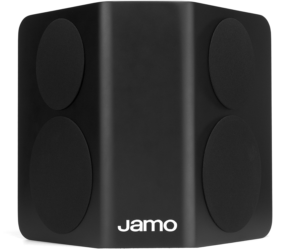 Jamo C 10 SUR - дипольная акустическая система (High Gloss Black) quadral signo avantgarde 10 base black high gloss