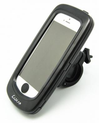 Luxa2 H10+ (HO-BMH-PCI5BK-0) - велосипедный держатель для iPhone 5/5S/5C