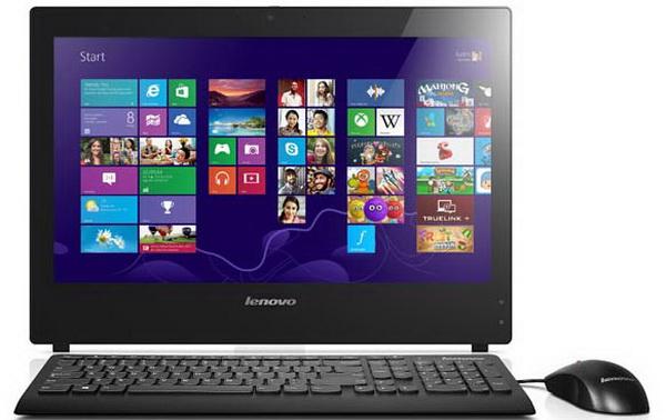 """Моноблок Lenovo S40-40 AIO 21,5"""", Intel Core i5-4460S 2.9 GHz, 4Gb, 500Gb (F0AX0027RK) от iCover"""