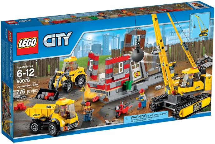 CityСити / City<br>Снос старого здания<br>