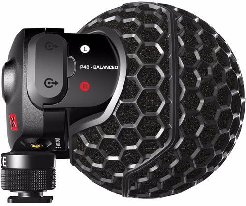 Накамерный микрофон Rode Stereo VideoMic X (Black)