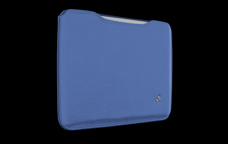 Vaja Premium Leather Sleeve - чехол для iPad 2 / iPad 3 (Provence/Nautical blue) нд