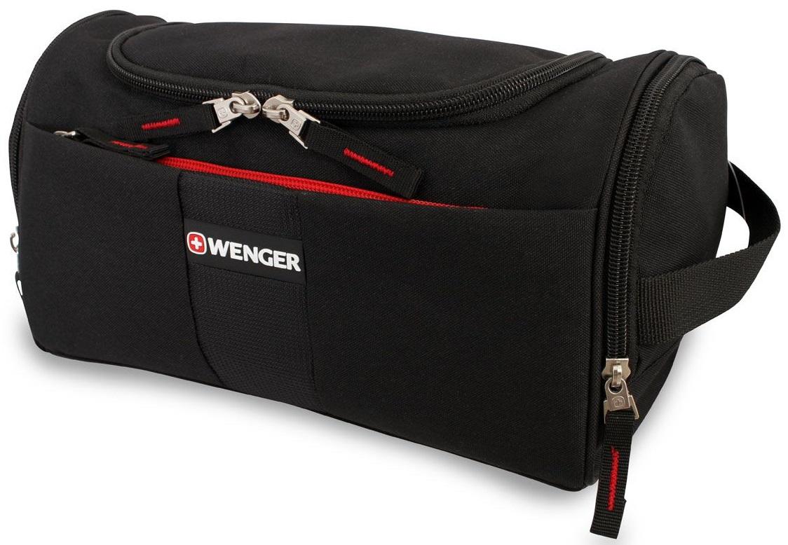 Wenger 608509 - несессер (Black) wenger