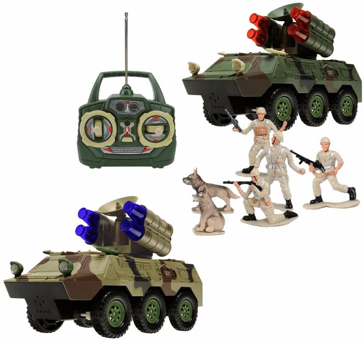 Tongde Военная техника (В72198) - транспортер (в ассортименте)