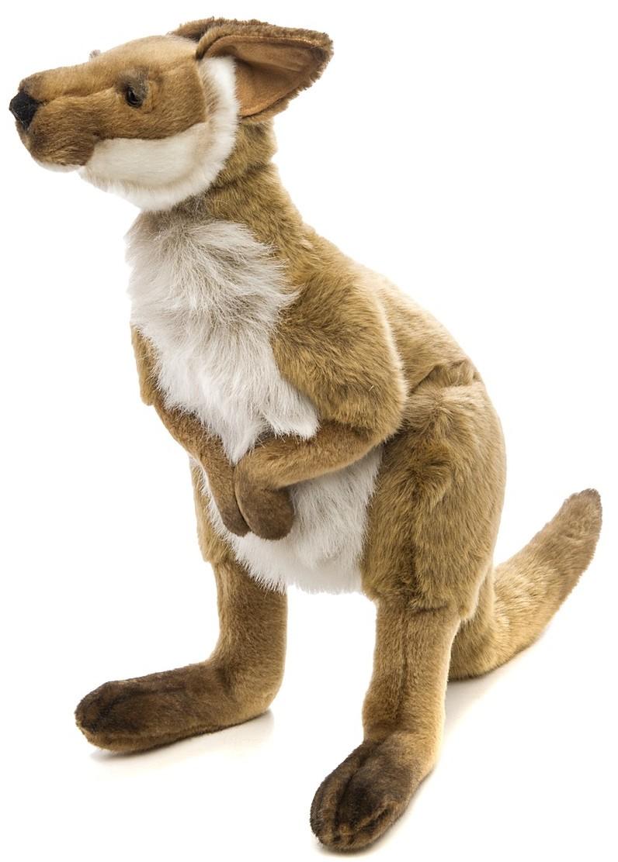 Hansa Кенгуру Валлабу (3647) - мягкая игрушкаМягкие игрушки<br>Мягкая игрушка<br>