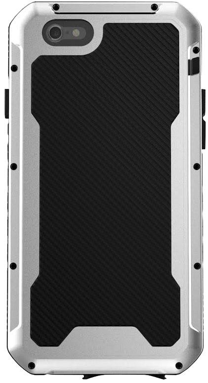 Amira Phone Extreme - влагозащитный чехол для iPhone 6/6S (Silver)
