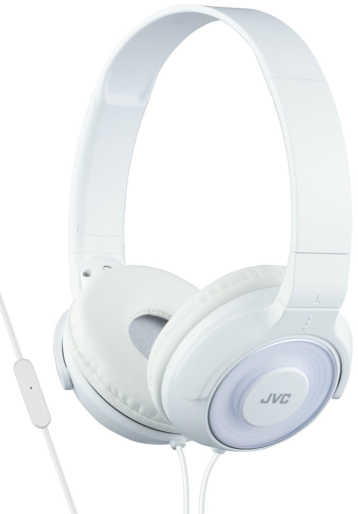 JVC HA-SR225 - накладные наушники (White)Накладные наушники<br>Накладные наушники<br>