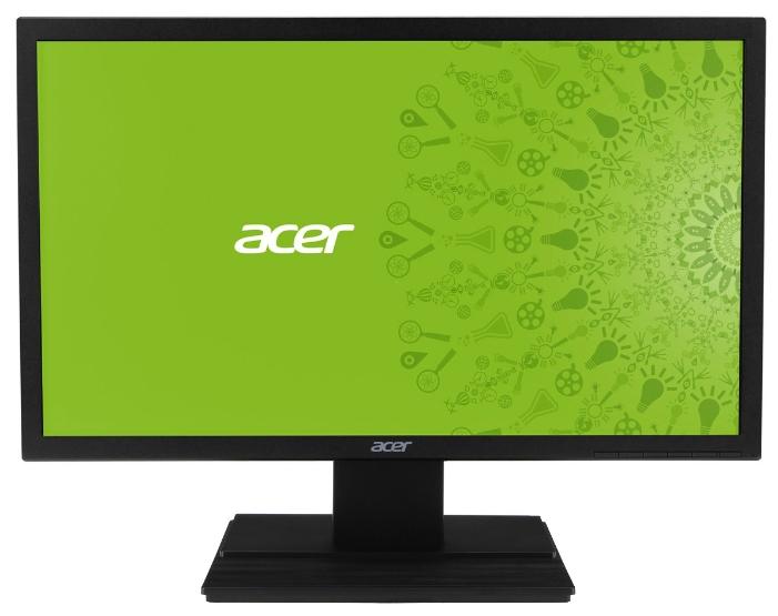 Монитор 21,5'' Acer V226HQLAb (UM.WV6EE.A06) монитор acer x223w