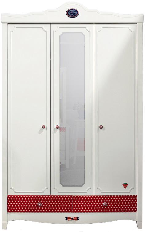 StrawberryТрехдверные шкафы<br>Шкаф 3-х дверный<br>