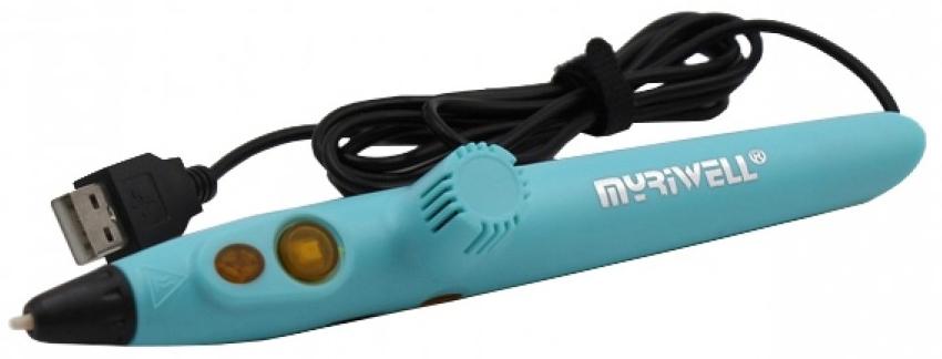 MyRiwell RP200A - 3D-ручка (Blue)