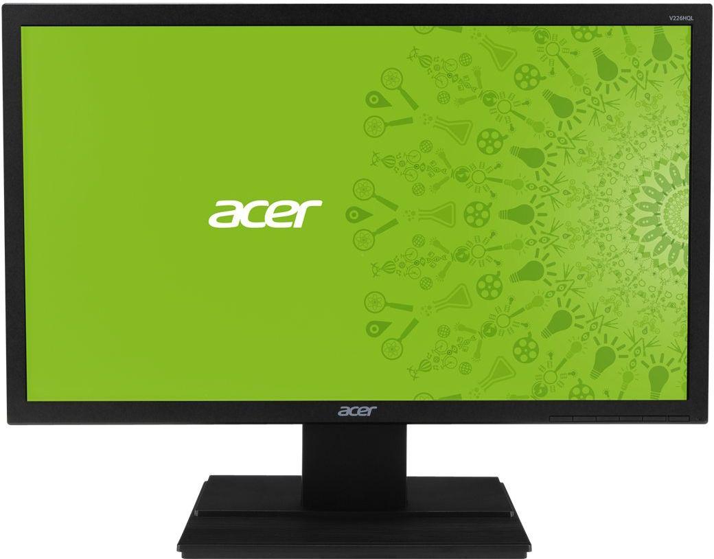 Монитор 21,5'' Acer V226HQLAbd (UM.WV6EE.A02) монитор acer x223w