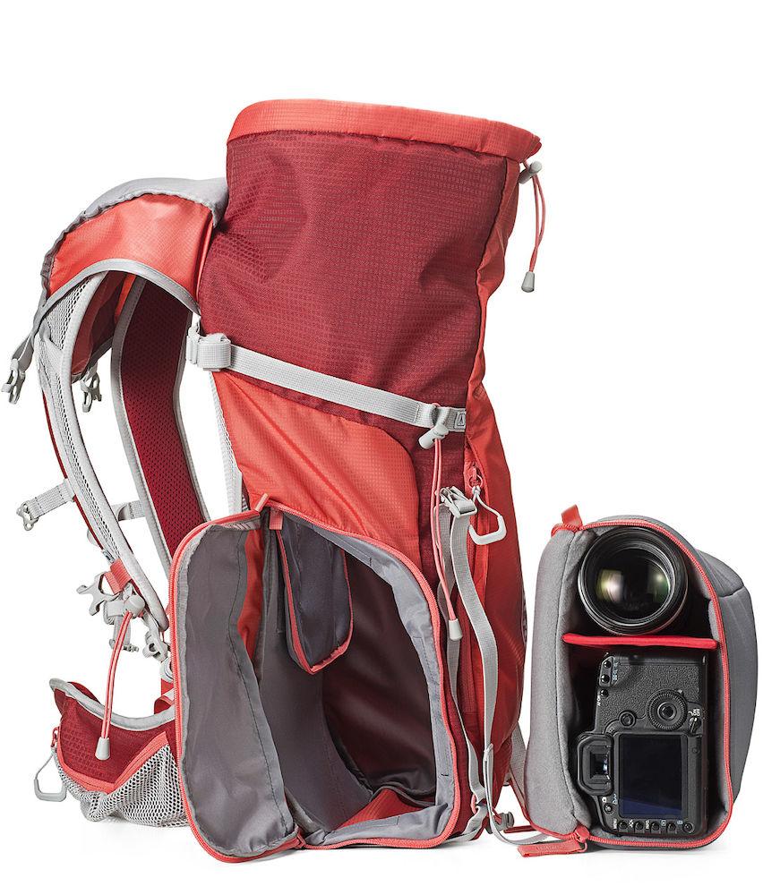 рюкзак для фотоаппарата и вещей