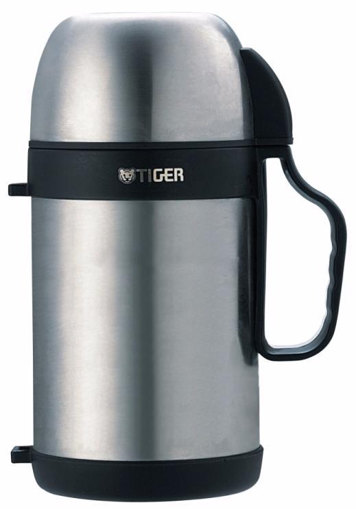 Tiger MCW-P071 0.7 л - термос (Silver)