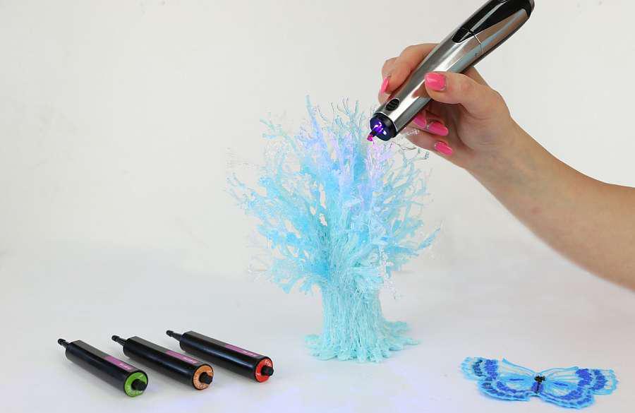 Прикольные рисунки 3 д ручкой
