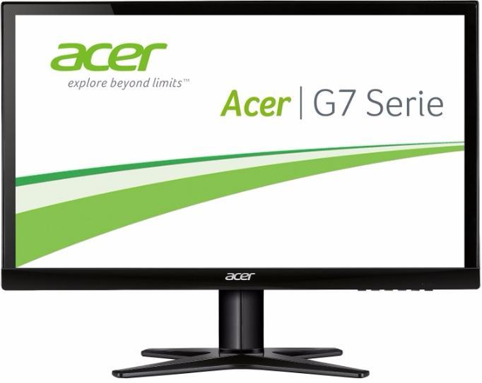 Acer G247HYLbidx 23,8'' (UM.QG7EE.010) - монитор (Black)