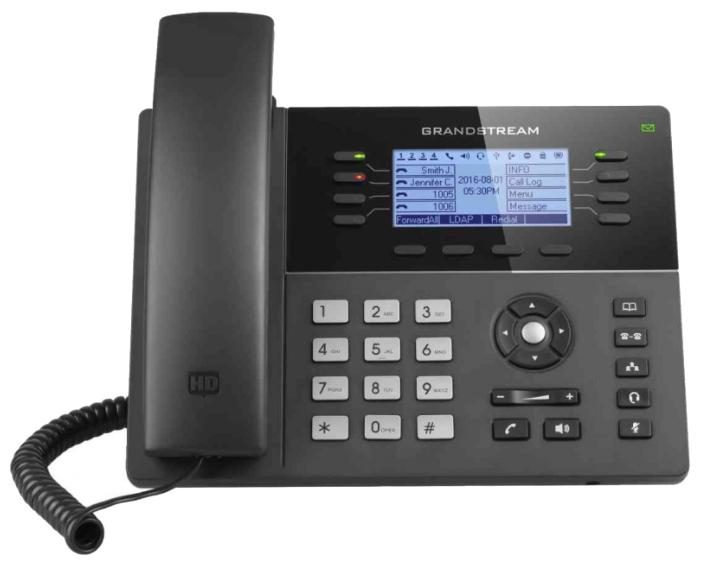 Grandstream GXP1782 - IP-телефон (Black)