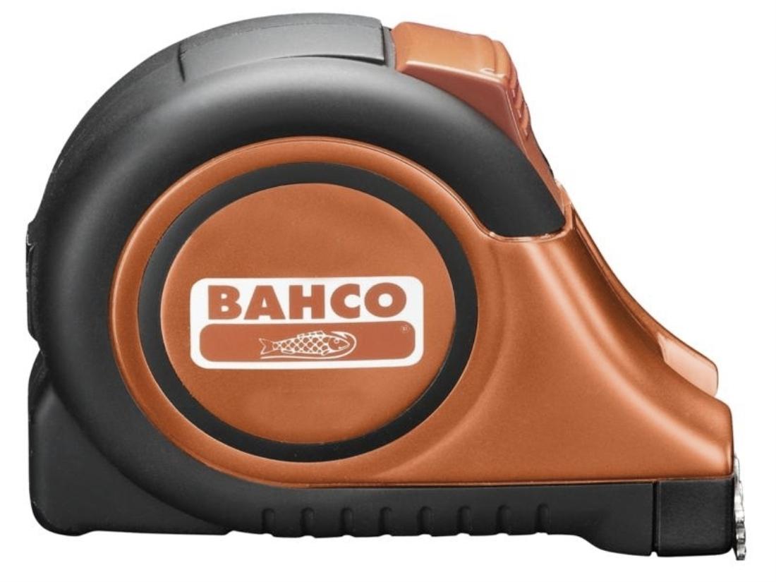 Рулетка Bahco 8 м MTB-8-25-M (Black/Orange)  рулетка bahco mts 8 25