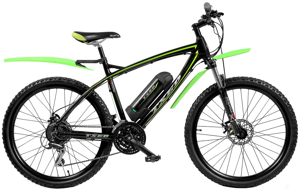 TVL Smart Electric MTB X1 - электровелосипед