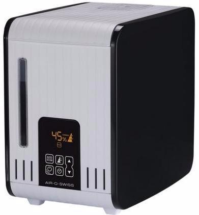 Boneco Air-O-Swiss S450 - паровой увлажнитель воздуха (White/Black)