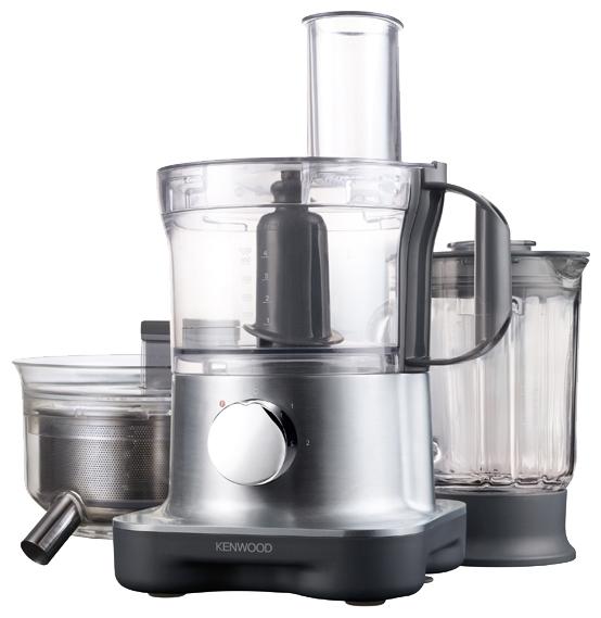 Kenwood FPM 270 - кухонный комбайн (Silver/Black)