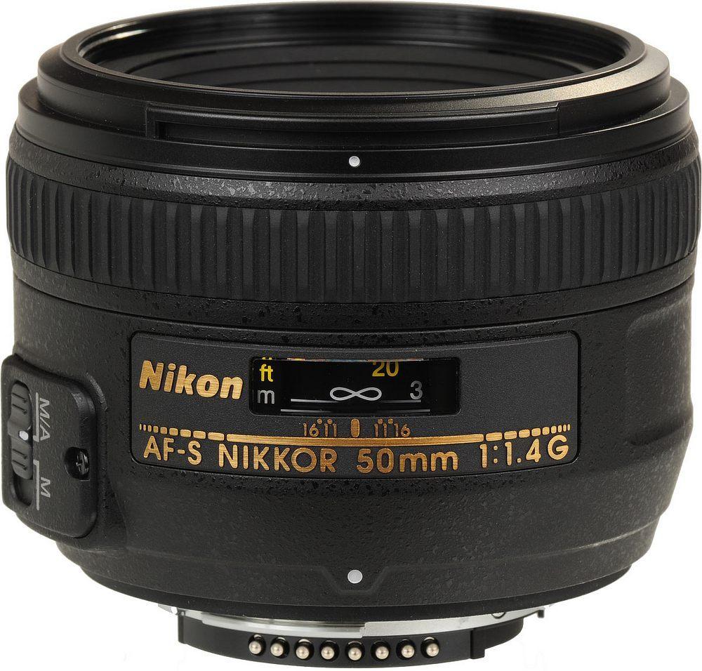 Nikon Nikkor 50mm f/1.4G AF-S JAA014DA