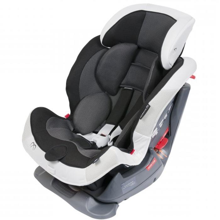 Carmate Swing Moon Premium - детское автокресло (Black)