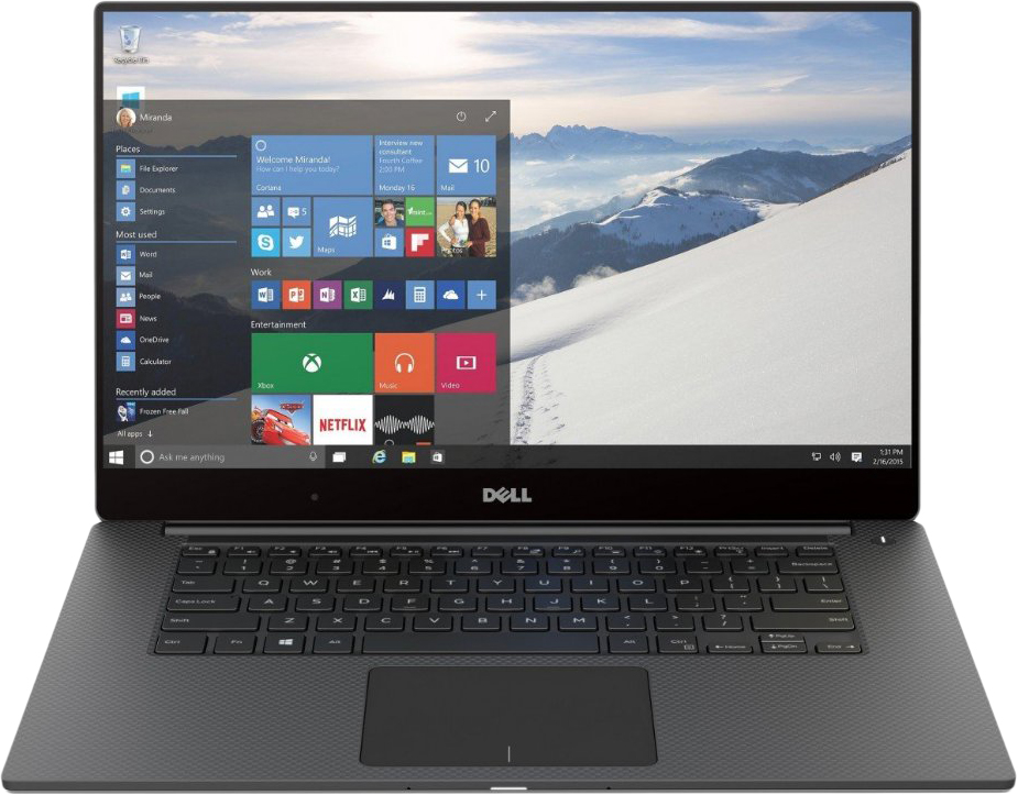 Ультрабук Dell XPS 15 15.6 , Intel Core i7 6700HQ 2.6Ghz, 16Gb, 512Gb SSD (9550-2341)