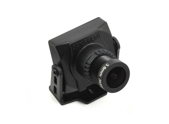 FatShark 900TVL 16:9 CMOS PAL (FSH-1206) - видеокамера для FPV-видеоочков (Black)