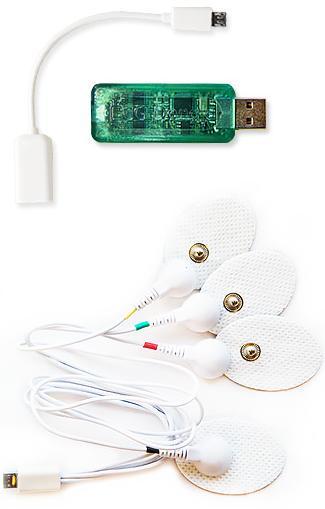 Кардиофлешка ECG Dongle пульсометр