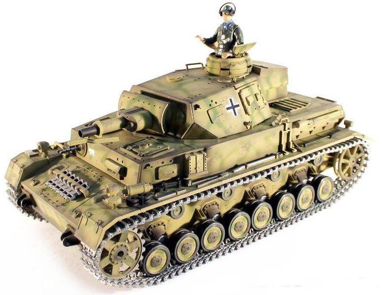 Dak Panzerkampfwagen IV Ausf F-1 HC