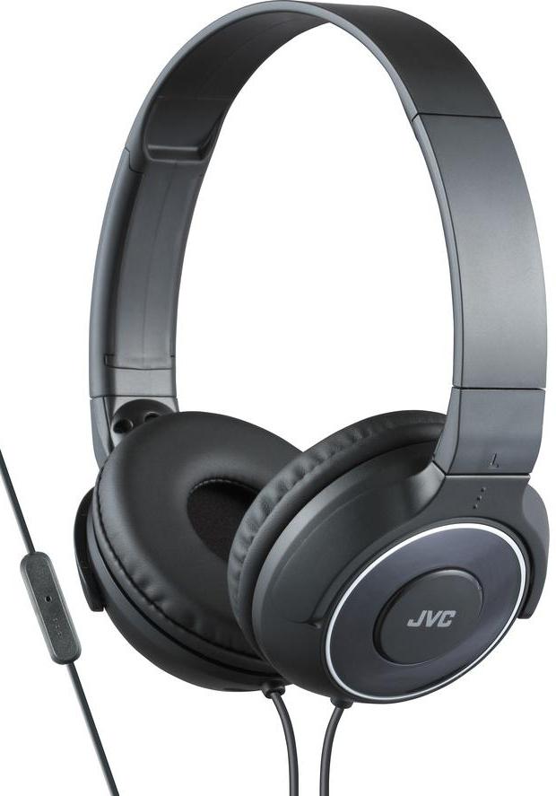 JVC HA-SR225 - накладные наушники (Black)