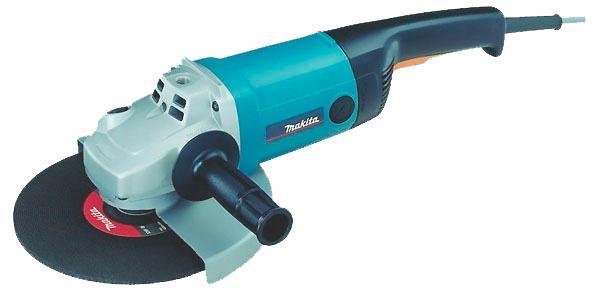 Makita 9069F - шлифмашина угловая (Blue)