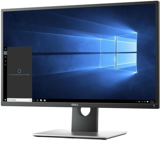 Монитор Dell P2317H 23'' IPS Full HD (Black)