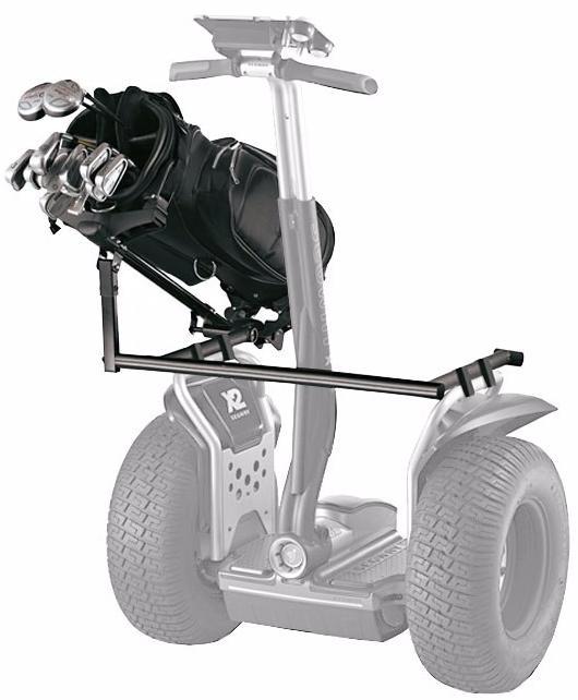 Novelty Electronics Golf Club Holder - держатель для гольфовых клюшек (Black)