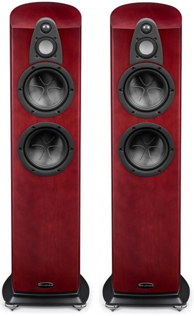 Wharfedale Jade 5 - напольная акустическая система (Rosewood)