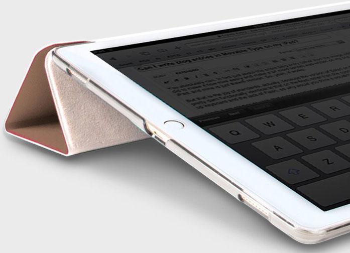 Чехол Uniq Yorker Kanvas для iPad Pro 11 (Beige)