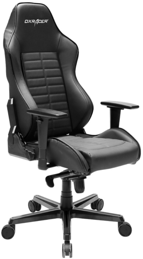 DXRacer OH/DJ133/N - компьютерное кресло (Black)