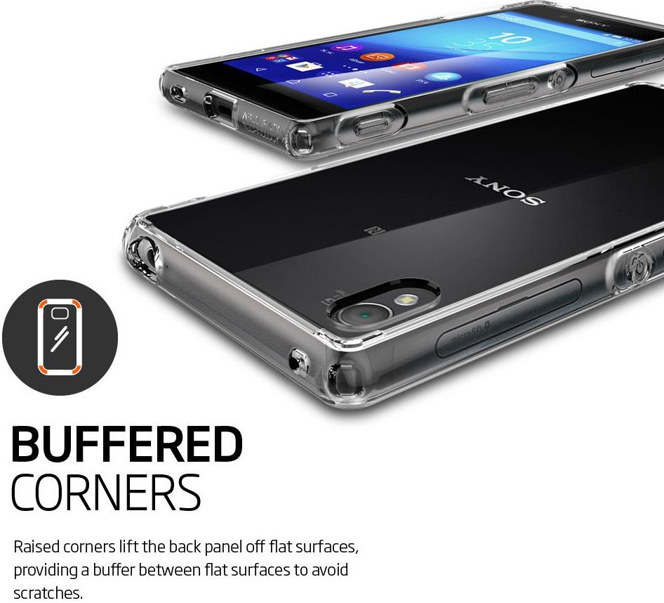 Xperia Z3 Case Ultra Hybrid
