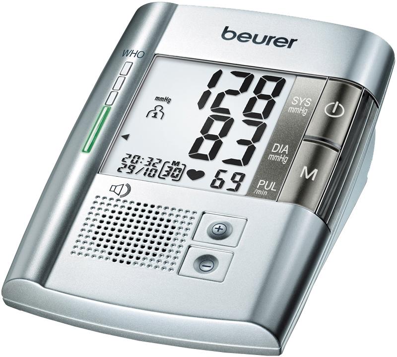 Beurer BM 19 - плечевой тонометр (Grey)