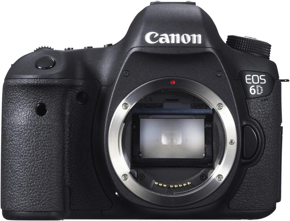 Canon EOS 6D 8035B004