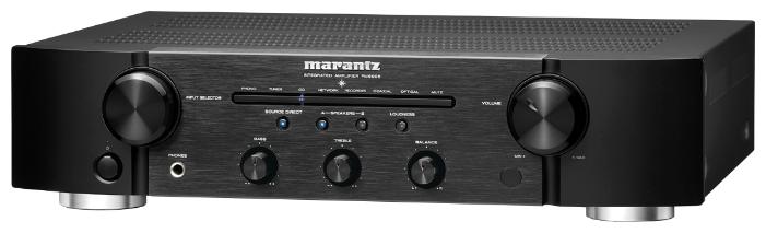Marantz PM6005 - двухканальный стереоусилитель (Black)Стереоусилители<br>Двухканальный стереоусилитель<br>