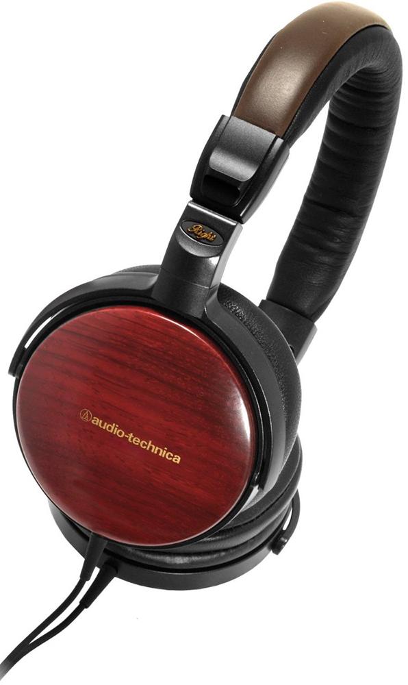 Audio-Technica ATH-ESW9A - накладные наушники (Brown)