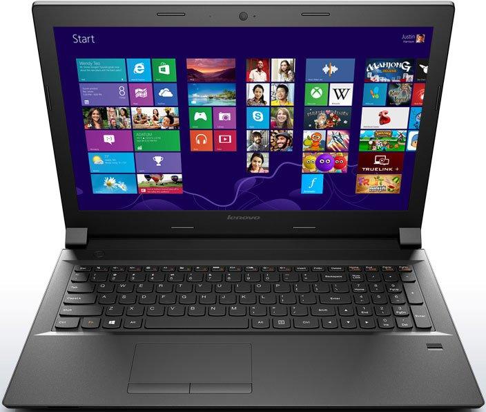 "Ноутбук Lenovo B50-80 15.6"" Intel Core i3 5005U 2.0Ghz, 2Gb, 500Gb HDD + 8Gb SSD (80EW05PSRK)"