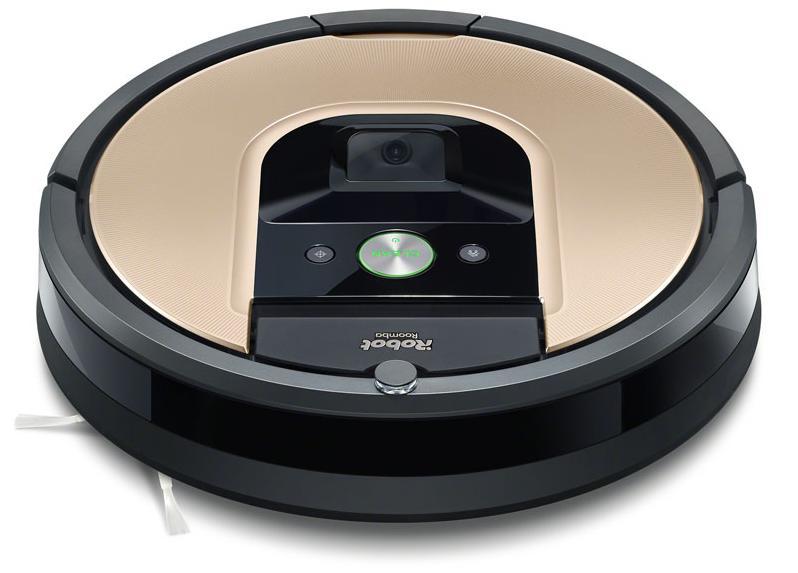 Робот-пылесос iRobot Roomba 976 (Black)