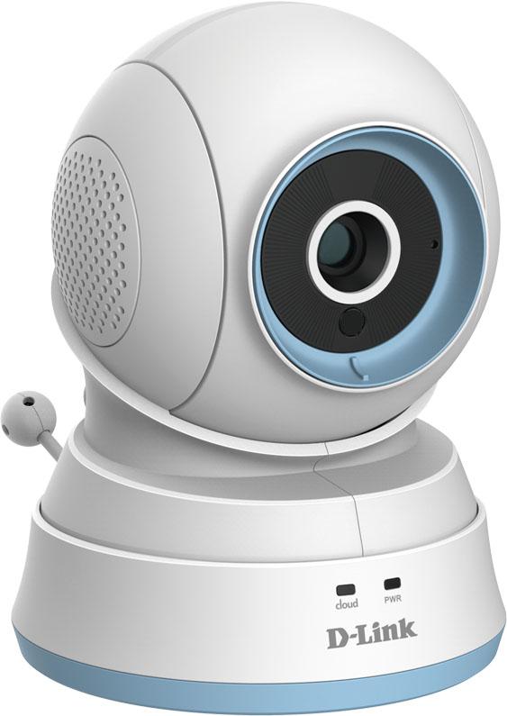 D-Link DCS-850L (DCS-850L/A1A) - IP-камера (White/Blue)  цена