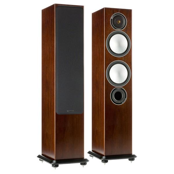 Monitor Audio Silver 6 (2001000557417) - напольная акустическая система (Walnut)