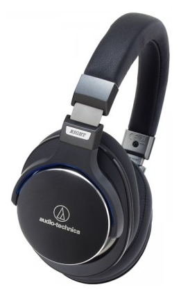 SonicPro Over-Ear High-Resolution Audio Headphones
