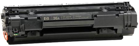 HP 36A Dual Pack (CB436AF) - 2 картриджа для принтеров HP LaserJet P1505/M1522/M1120 (Black)