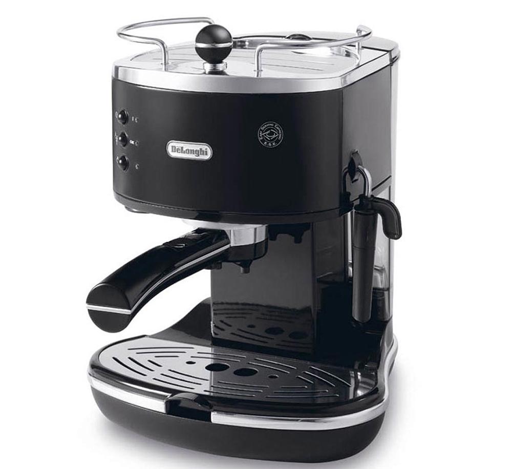DeLonghi Icona ECO311 - рожковая кофеварка (Black)